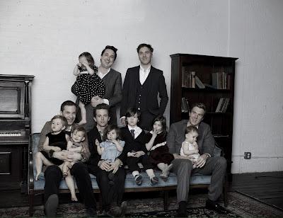 Walkmen family