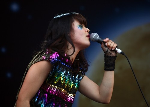 Something is. Bat for lashes laura your idea
