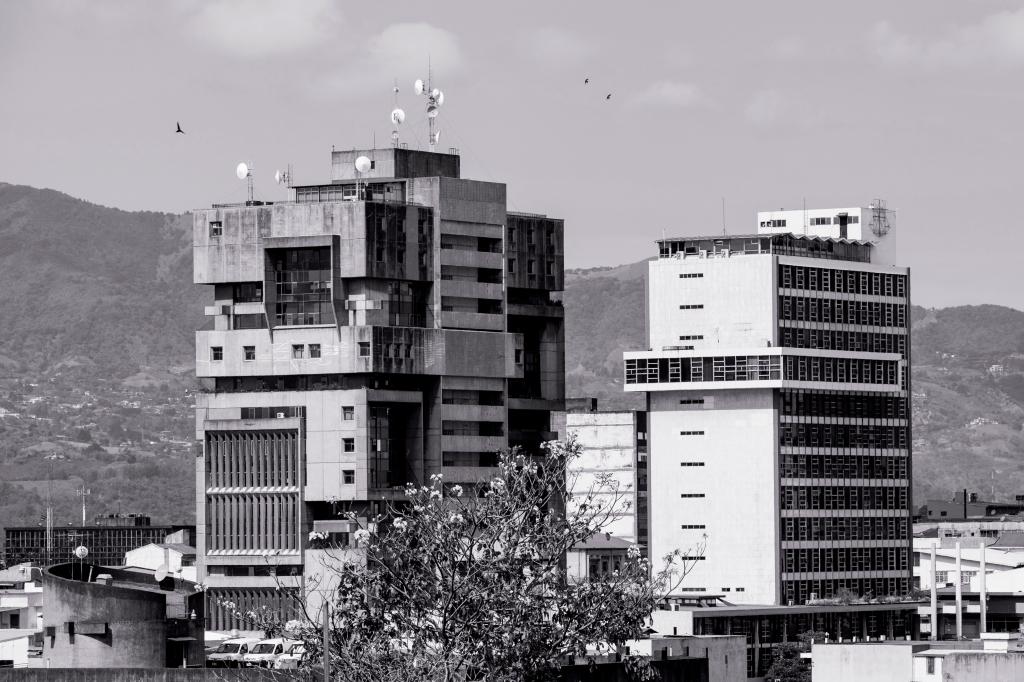 Edificio Anexo de la CCSS San Jose, 2015 Fotografia por Victoria Vega Usmanova