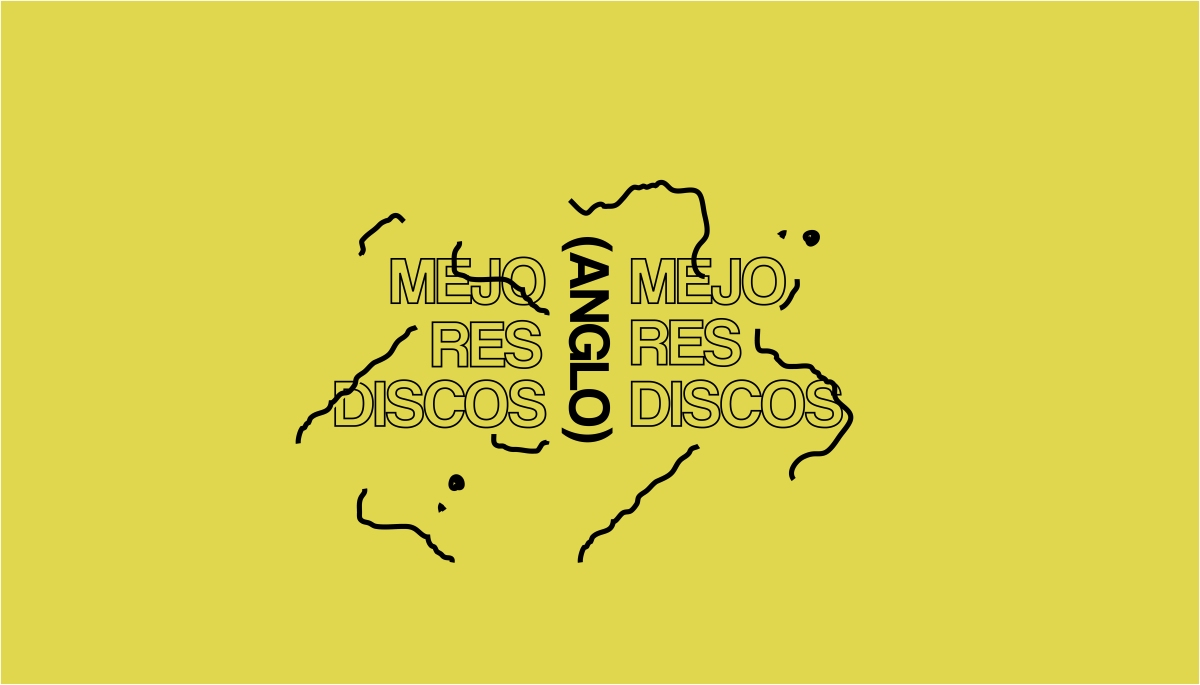 Mejores Discos (Anglo) 2017