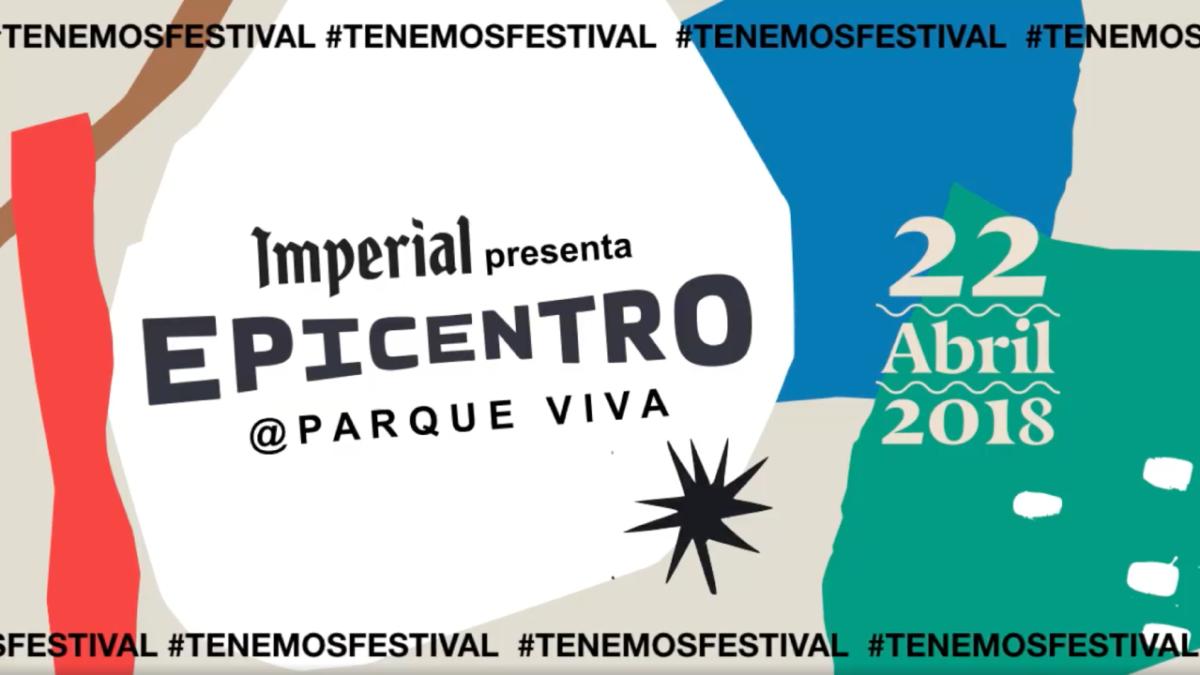 Confirmado #2 para el Festival Epicentro: Javier Arce