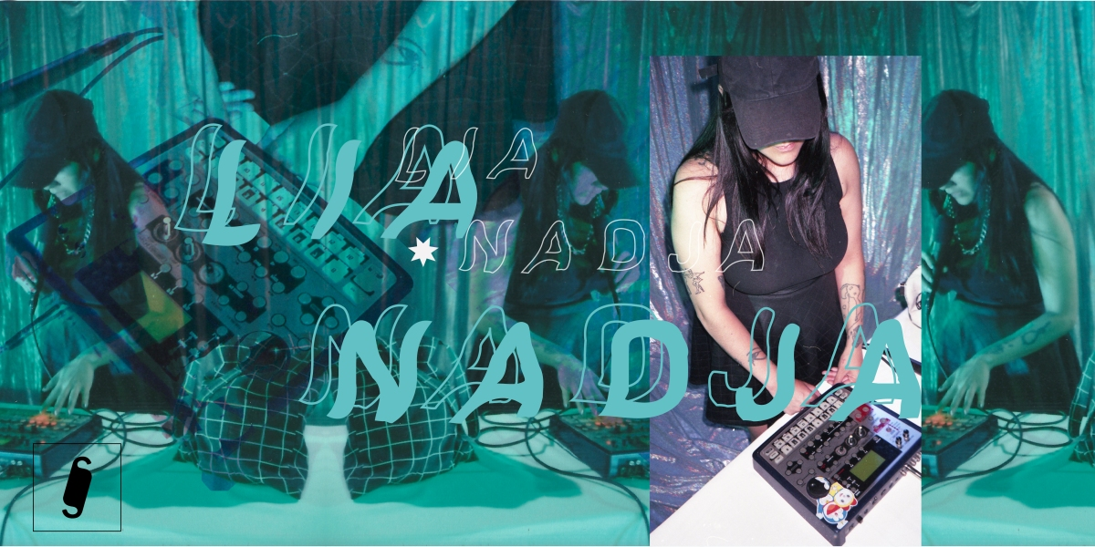 La hipnosis electrónica de Lia Nadja para Sintética